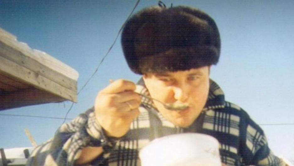 Александр Клышта.