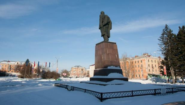 Рубцовск.
