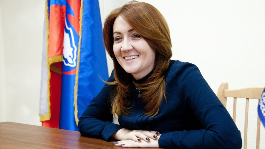 Наталья Кувшинова.