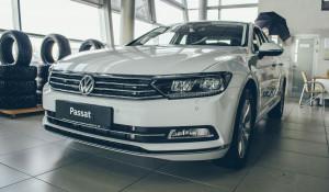 Volkswagen Passat в Барнауле
