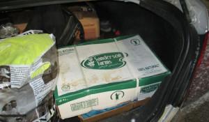 В Кулунде задержали санкционное мясо птицы из США.