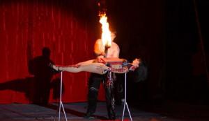 Московский цирк в Барнауле.