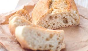 Хлеб.
