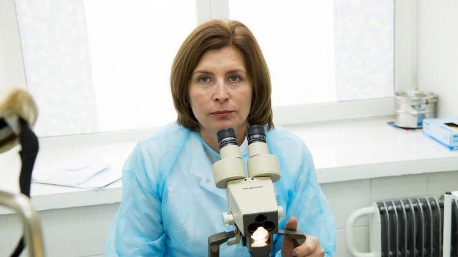 Анна Гармат, заведующая консультативно-диагностическим отделением, врач акушер-гинеколог.