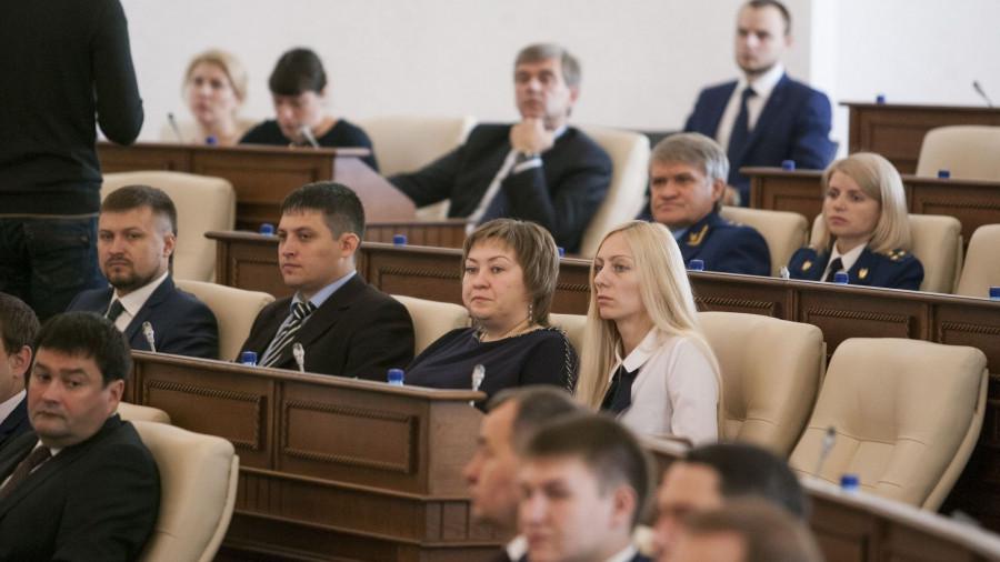 Фракция ЛДПР — самая молодая в краевом парламенте.