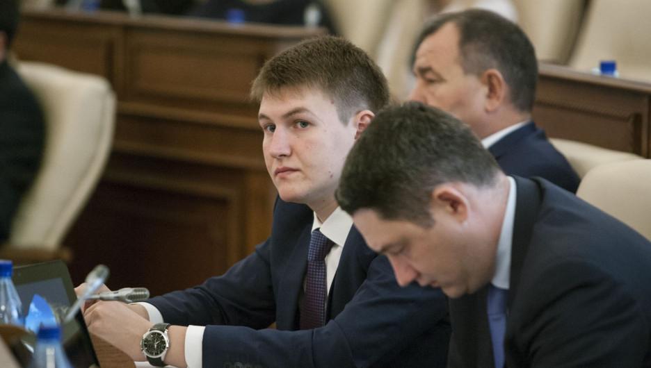 Молодая гвардия АКЗС.