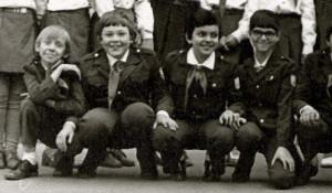 Филипп Киркоров (второй справа).