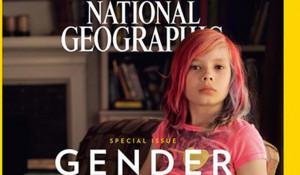 На обложке известного журнала опубликовали фото ребенка-трансгендера