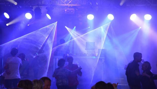 Ночной клуб.