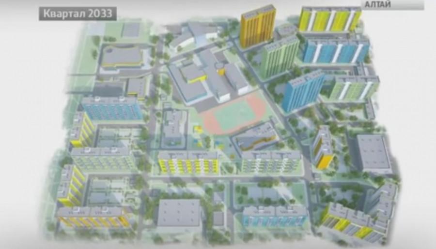 Проект квартала 2033.