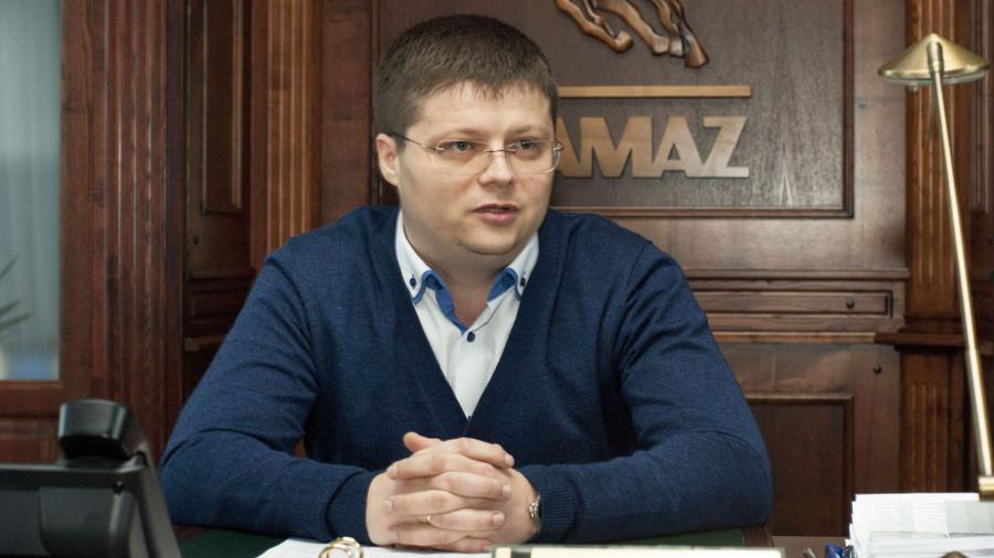"Александр Лисицын, директор барнаульского автоцентра ""КамАЗ""."