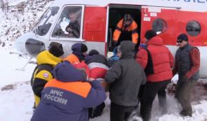 Как спасали читинскую альпинистку в горах Алтая