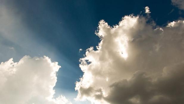 Небо. Облака.