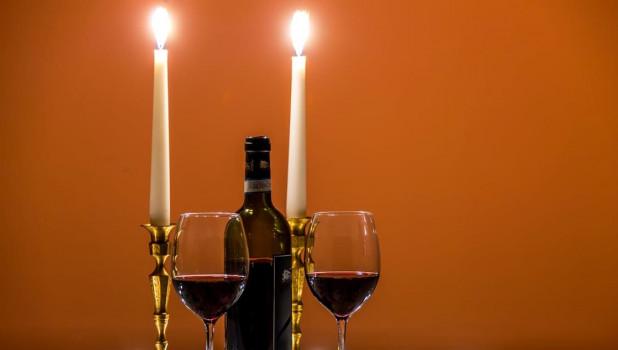 Вино. Алкоголь и романтика.
