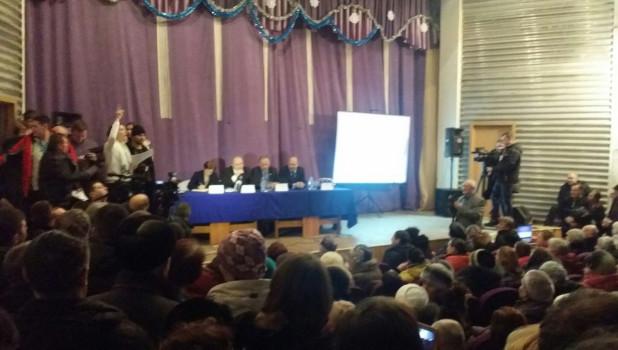 Публичные слушания по генплану Барнаула.