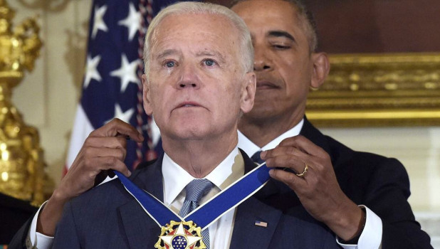 Джо Байден и Барак Обама.