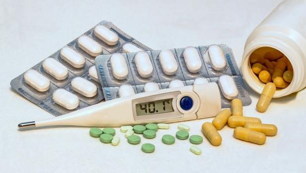 Простуда, грипп. Лекарства.