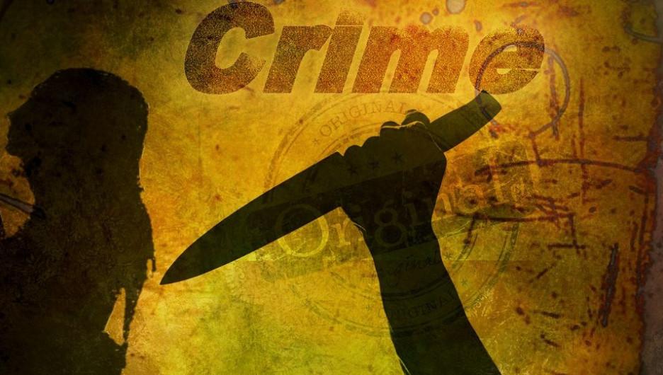Криминал. Нож. Убийство.