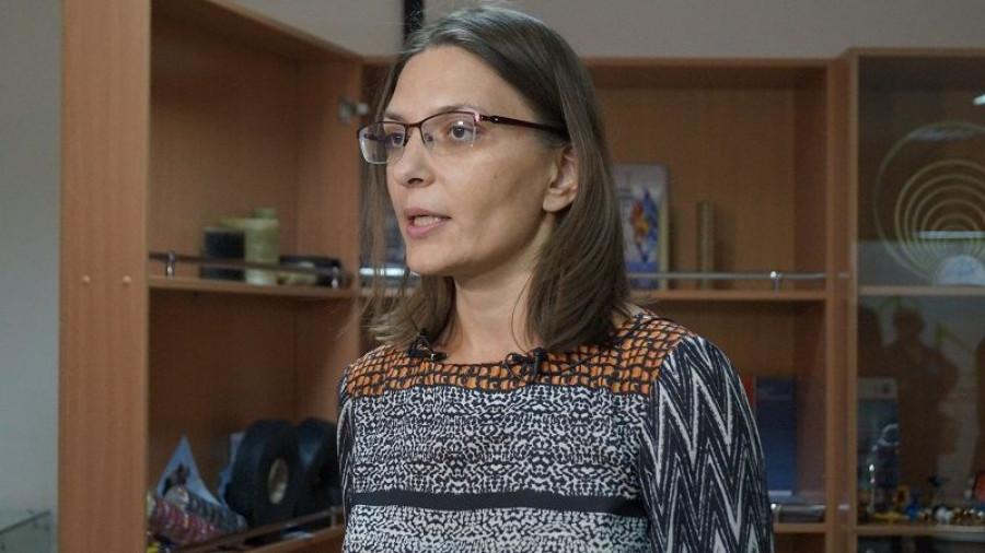 Инесса Долженко.