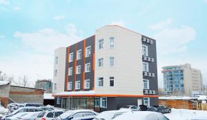 В этом здании на улице Пролетарской в Барнауле будет располагаться учебный центр для ИТ-специалистов, организатором которого стала компания Freematiq.