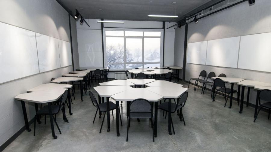 РАНХиГС построила новый суперсовременный учебный корпус.