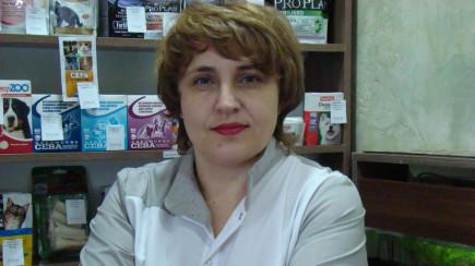 Татьяна Рябоконь.