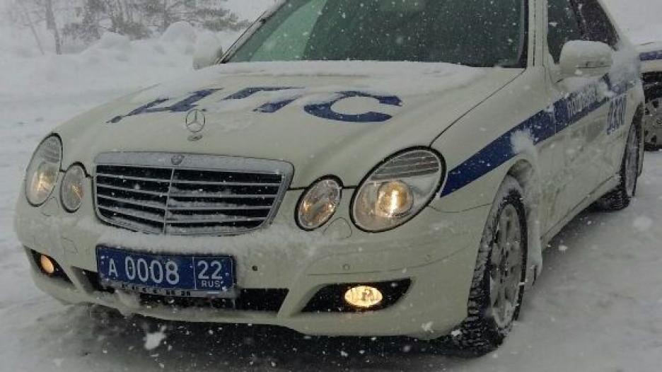 Машина ГИБДД, ДПС.