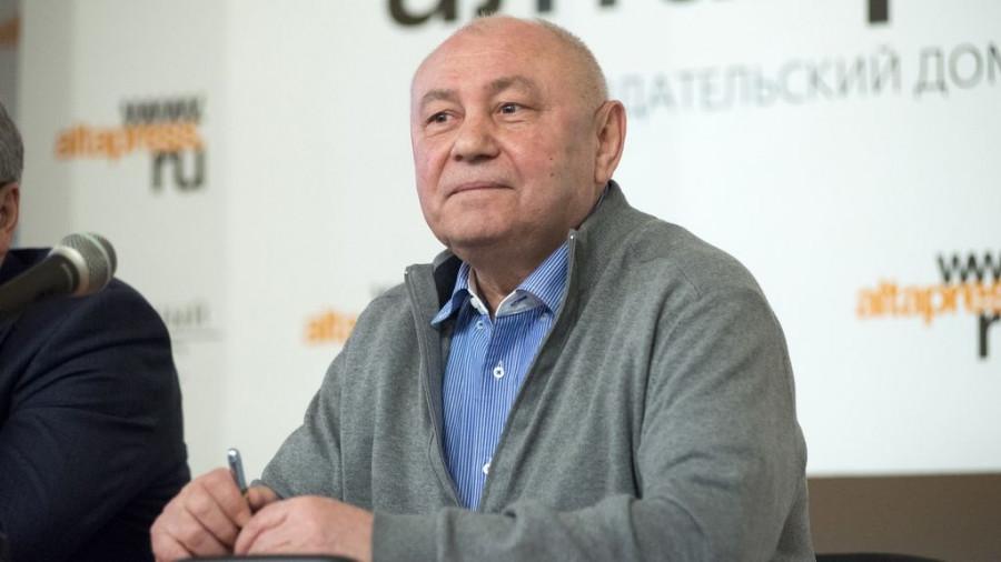 Виктор Герман.