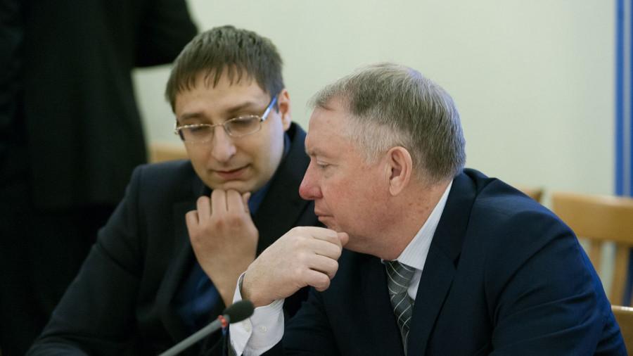 Антон Висльев и Михаил Дайбов.