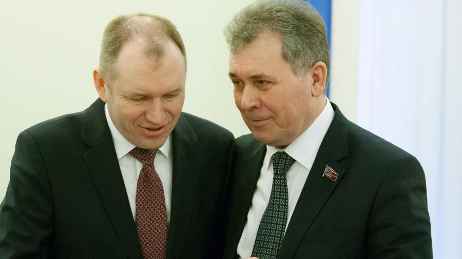 Владимир Притупов, Александр Романенко.