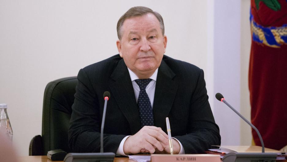 Александр Карлин.