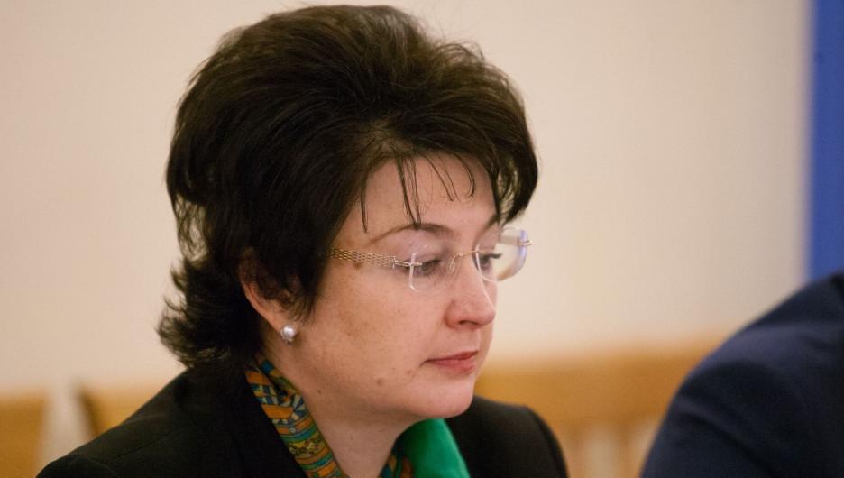 Ирина Долгова.