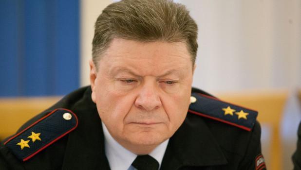 Олег Торубаров.