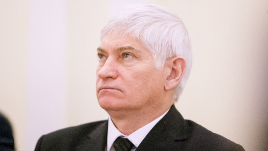 Виктор Мещеряков.