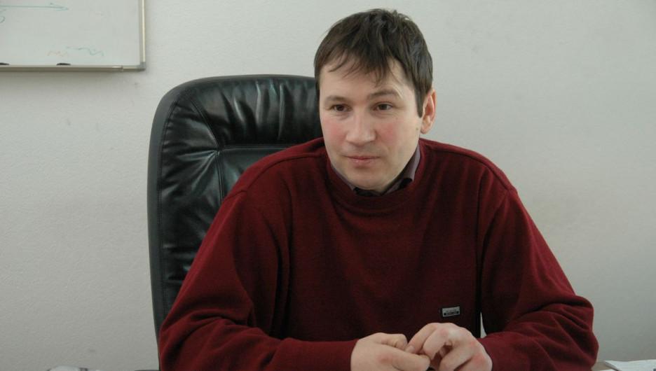 """Андрей Макулов, член совета директоров """"Форбанка""""."""