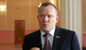 Виктор Зобнев, депутат Государственной Думы.