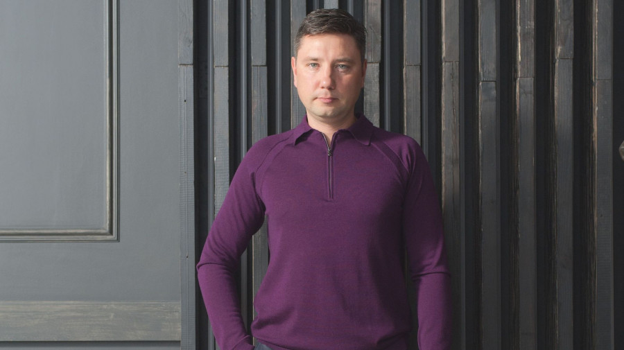 Алексей Сабируллов.
