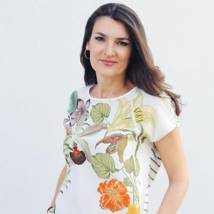 Елена, жена Алексея Сабируллова.