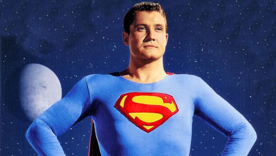 Супермен.