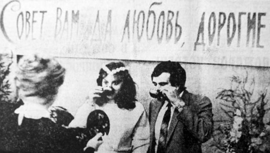 """""""Сухой закон"""" в СССР."""