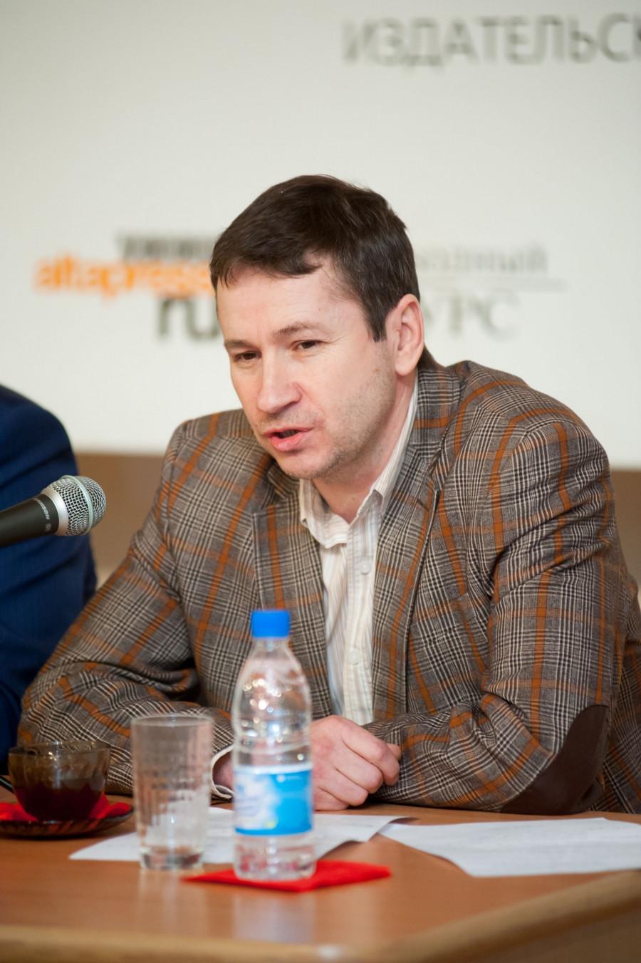 """Андрей Макулов стал гостем """"Школы успеха""""."""