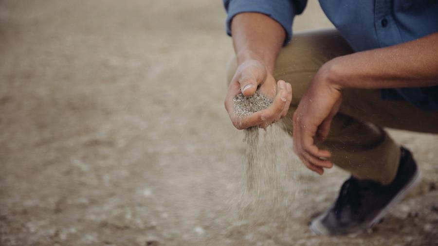 Песок. Пустыня.