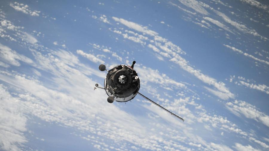 Земля из космоса. Спутник.