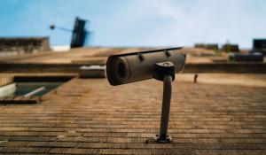 Камера наблюдения.