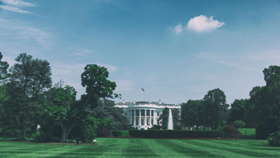 Белый дом США.