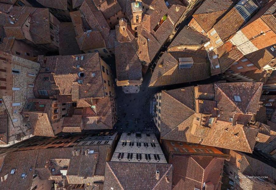 Сиена, Италия.