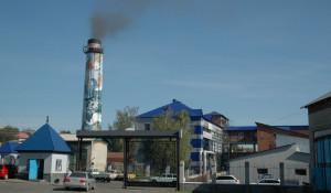 Теплоцентраль в Белокурихе. Газификация.