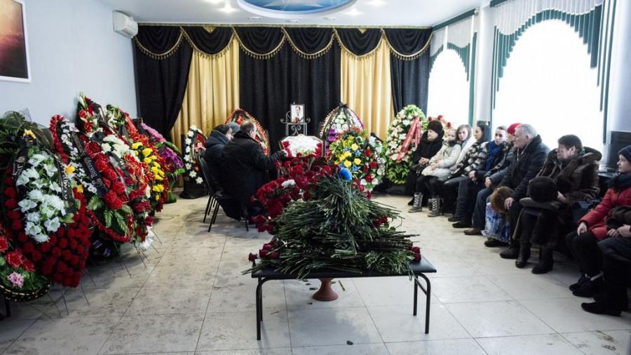 В Барнауле простились с президентом Союза зернопереработчиков Алтая Виктором Фоминых.