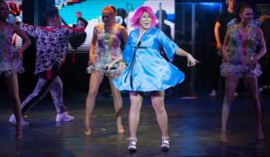 В Барнауле прошел концерт Аниты Цой.