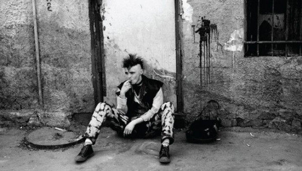Панк, 1987 год, СССР